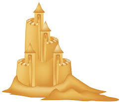 Image Black And White Download Sand Castle Clip Art Free Png Picture