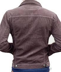mens corduroy denim jacket retro vintage brown cord coat at amazon