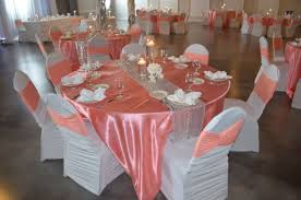 White Chair Cover Rentals Buffalo Coral Chair Band Rentals ...