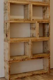 $10 DIY $3 DIY Pallet Bookshelf DIY Home