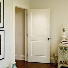 Home Interior Doors Paneled Manufactured Wood Primed Molded Interior Standard Door With 1 75 Door Thickness