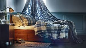 Brusali Bed Frame by 45 Ikea Bedrooms That Turn This Into Your Favorite Room Of The House