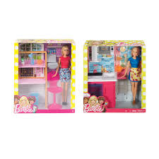 Barbie Doll And Room Assorted Kmart