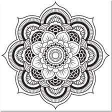 Mandala Designs Coloring Book 31 Stress Relieving