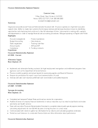 Finance Administrative Assistant Resume | Templates At ... Sample To Make Administrative Assistant Resume 25 Examples Admin Assistant Sofrenchy For Elegant Pr Executive 1 Healthcare Office Professional Resume Full Guide Samples Medical Tv Production Builder Best Skills Tips Best Sample Administrative Lamasa