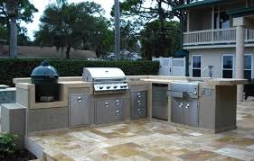 Startling Big Green Egg Outdoor Kitchen Ideas Top Catchy And Kitchens With Regarding