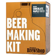 Brooklyn Pumpkin Ale Calories by Beer Making Kit Chocolate Maple Porter Brooklyn Brew Shop