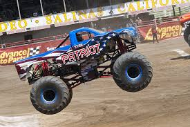 Monster Truck The Patriot By BrandonLee88 On DeviantArt