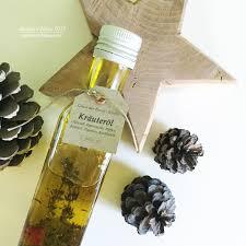 geschenke aus der küche kräuteröl paula s haus