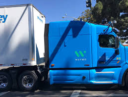 Waymo's Autonomous Semi-Truck Spotted – The Last Driver License Holder…