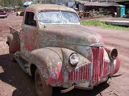 100 Studebaker Truck Parts Project Paradise Yard Finds On EBay