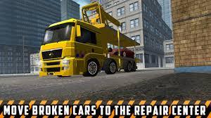 Tow Truck Simulator: Car Transporter 3D - 2: Amazon.co.uk: Appstore ...