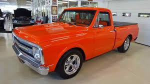 Step Side Orig Rhclassicvehicleslistcom Gmc 1969 Chevy Truck ...