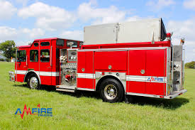100 Fire Truck Driver 2 AM1630 006 EONE TYPHOON FIRE TRUCK RESCUE PUMPER 150500
