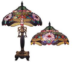 Fred Meyer Lamp Shades by A Buyers Guide To U201ctiffany Style U201d Stained Glass Lamps And Windows