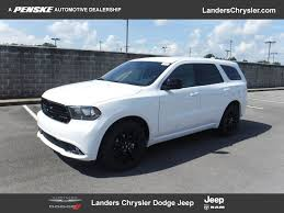 100 Truck Suv New 2019 Dodge Durango TRUCK 4DR RWD SXT SUV At Landers Chrysler