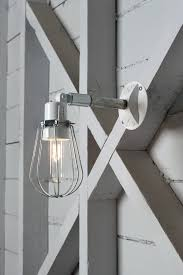 outdoor wall light exterior wire cage wall sconce l