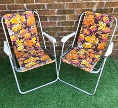 Vintage Floral Folding Camping Garden... - Wally's Shed ... Pair Of Vintage Retro Folding Camping Chairs In Dorridge West Midlands Gumtree 2 X Azuma Deluxe Padded Folding Camping Festival Fishing Arm Chair Seat Floral Joules Pnic Grey At John Lewis Partners Details About Garden Blue Casto 10 Easy Pieces Camp Chairs Gardenista Vintage 60s Colourful Beach Retro Quickseat Hove East Sussex Garden Chair Of 1960s Deck Vw Campervan Newcastle Tyne And Wear Lazy Pack Away Life Outdoors Outdoor Seating