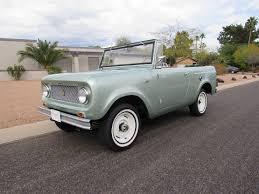 100 International Scout Truck 1964 80