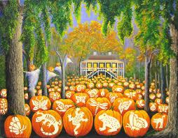 Great Pumpkin Blaze Address by Blaze 2011 Suzanne Christine