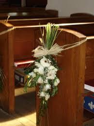 Summer Wedding Church Decorations