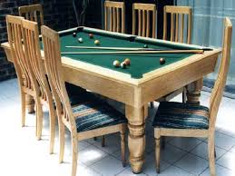 Pool Table Dining Room Luxury With Picture Of Set For Sale Uk