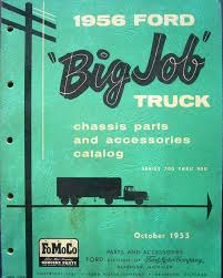 1956 Ford Big Job Truck Parts Book Manual Catalog F T B C 700 750 ... 1956 Ford Truck Parts Clackamas Auto On Twitter F100 4x4 Clackamasap 53 1953 Pickup Hot Rod Network Monoleaf And Disc Brake Upgrade Panel Rat Rods Stuck In The How To Install An Axle Flip Kit A 66 Youtube Utwo 56 Custom Bodiestroud Piupstrucks F600 Build Thread Abby Page 11 Enthusiasts Tractor Wrecking Then Now Automotive 481956 Accsories
