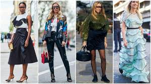 Ruffles 80s Fashion Trend