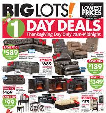 Big Lots Black Friday 2017 Deals Ad Coupons & Sale