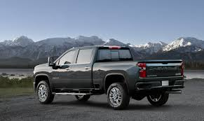 100 Bad Ass Chevy Trucks 14 Things You Have To Know About The 2020 Chevrolet Silverado HD