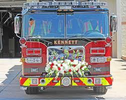 Kennett Fire Company Houses New Truck