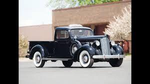 100 Packard Trucks 1937 One Twenty Pickup YouTube