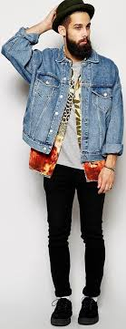 Mens Hipster Outfit In Groovy Layers