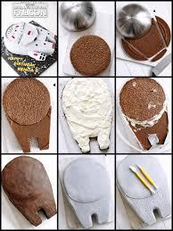 kessy s pink sugar millennium falcon wars cake 3 d torte