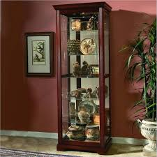 Pulaski Glass Panel Display Cabinet by High Point Furniture Nc Furniture Store Queen Anne Furniture