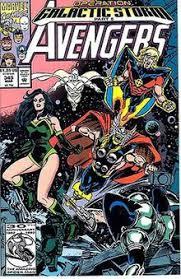 Operation Galactic Storm Avengers 345