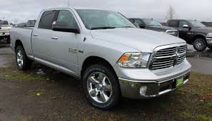 New 2018 Ram 1500 SLT Crew Cab In Chehalis #C1997 | I-5 Chrysler ... 2017 New Ram 1500 Big Horn 4x4 Crew Cab 57 Box At Landers Dodge D Series Wikipedia Semi Trucks Lifted Pickup In Usa Ute Aveltrucks Used Lifted 2015 Ram Truck For Sale Gmc Big Truck Off Road Wheels Youtube Ss Likewise 1979 Chevy Dually On Gmc Trucks 100 Custom 6 Door The Auto Toy Store Diesel Offroad Liftkit Top Gun Customz Tgc 2006 2500 Red 2018 Nissan Titan