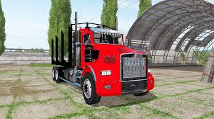 Kenworth T800 Log Truck For Farming Simulator 2017 Driving Kenworths Erevolving T880 Truck News Kenworth C500 Self Loading Logging Part 3 Youtube Bc Trucks 03 Peterbilt Western Star White Truck Trailer Transport Express Freight Logistic Diesel Mack Vintage Or Old Truck Pictures Pre 1970 1988 T800 For Sale 541706 Miles Spokane Semitrckn Custom T904 Loaded With Logs Road Dcp 1 64 Scale 379 Small Bunk Day Cab Opt Black W 2015 Used T909 At Wakefield Serving Burton Sa Iid 1972 Lw Aths Duncan Show Flickr Australian B Double Log Pinterest 2018 Kenworth Australia