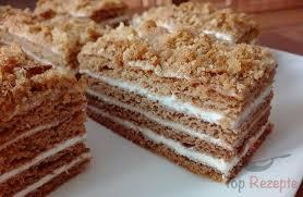 traditioneller russischer honigkuchen