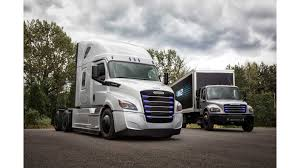 100 Penske Semi Truck Rental Amp NFI To Begin Tests Of Electric Freightliner