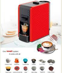 Podmultifold Capsule Coffee Maker Machine