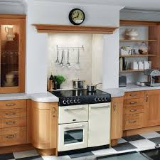 Country Style Galley Kitchen