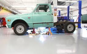100 Long Bed Trucks To Short Conversion Kit For 1968 Chevrolet C10