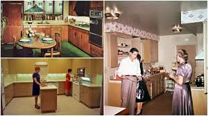 Kitchen Design In The 1960s Featured Photo