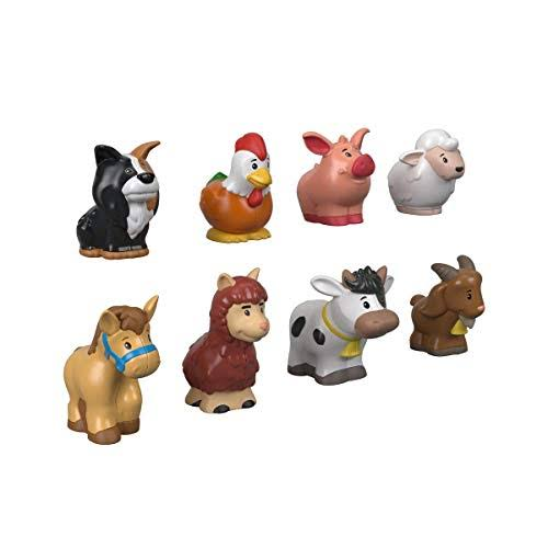 Fisher Price Little People Farm Animal Friends Figures