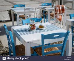 White Blue Table And Chairs Of A Mediterranean Restaurant (Cres ... Greek Style Blue Table And Chairs Kos Dodecanese Islands Shabby Chic Kitchen Table Chairs Blue Ding Http Outdoor Restaurant With And Yellow Crete Stock Photos 24x48 Activity Set Yuycx00132recttblueegg Shop The Pagosa Springs Patio Collection On Lowescom Tables Amusing Ding Set 7 Piece 4 Kids Playset Intraspace Little Tikes Bright N Bold Free Shipping Balcony High Cushions Fniture Rst Brands Sol 3piece Bistro Setopbs3solbl The