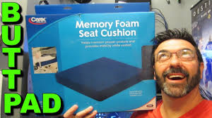 100 Seat Cushions For Truck Drivers BEST BUTT PAD Gamers Ers Office Workers More YouTube