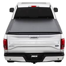 Tonno Pro Lo-Roll Tonneau Cover - F150 Extra Short Bed 09-16 By ...