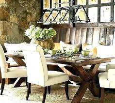 Rectangular Light Fixtures For Dining Rooms Interior