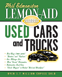 Lemon-Aid Used Cars And Trucks 2012–2013 | Dundurn Press